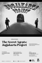 Poster Open Studio The Secret Agents